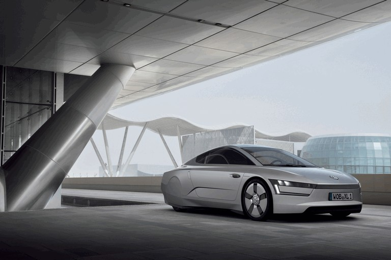 2011 Volkswagen XL1 concept 298089