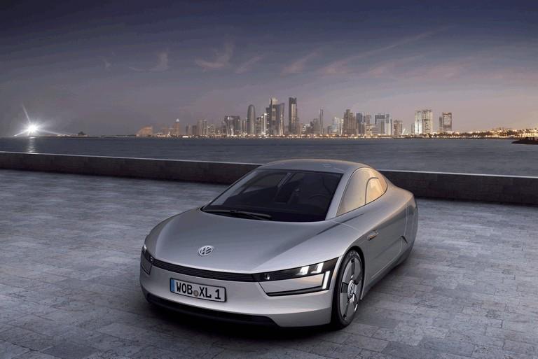 2011 Volkswagen XL1 concept 298095