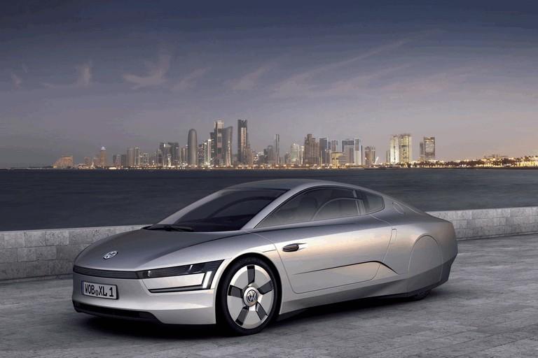 2011 Volkswagen XL1 concept 298096