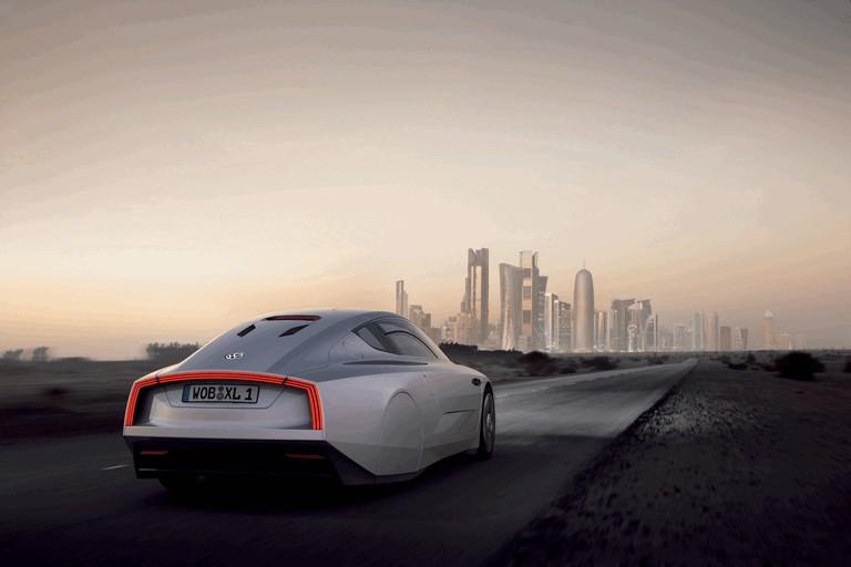 2011 Volkswagen XL1 concept 298098