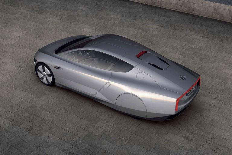 2011 Volkswagen XL1 concept 298101