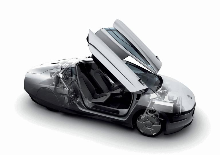 2011 Volkswagen XL1 concept 298105