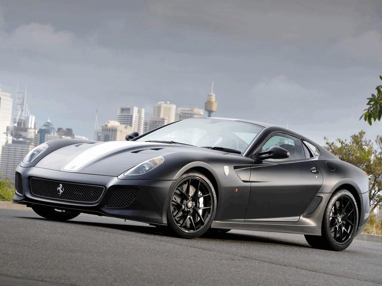 2010 Ferrari 599 GTO - Australian version 298341