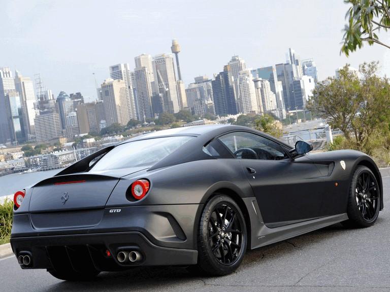 2010 Ferrari 599 GTO - Australian version 298343