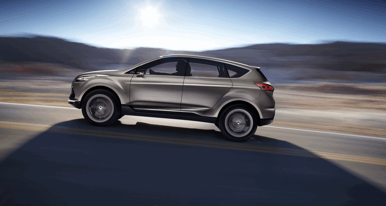 2011 Ford Vertrek concept 298564