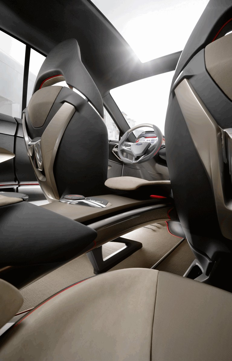 2011 Ford Vertrek concept 298585
