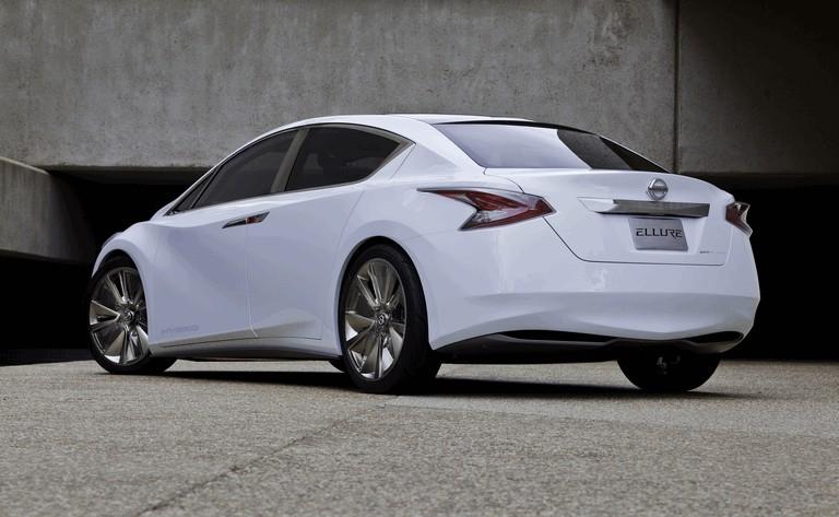 2010 Nissan Ellure concept 298681