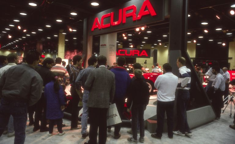 1991 Acura NSX 537521