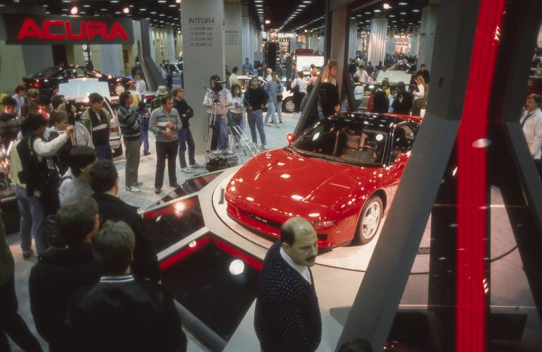 1991 Acura NSX 537522