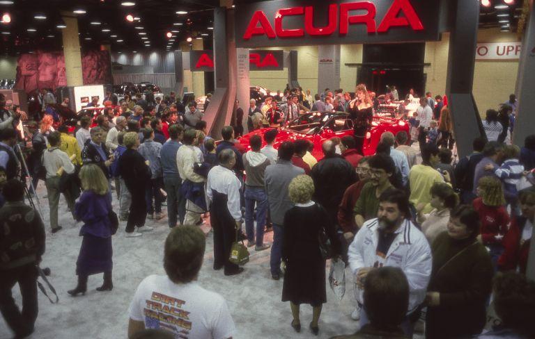 1991 Acura NSX 537523
