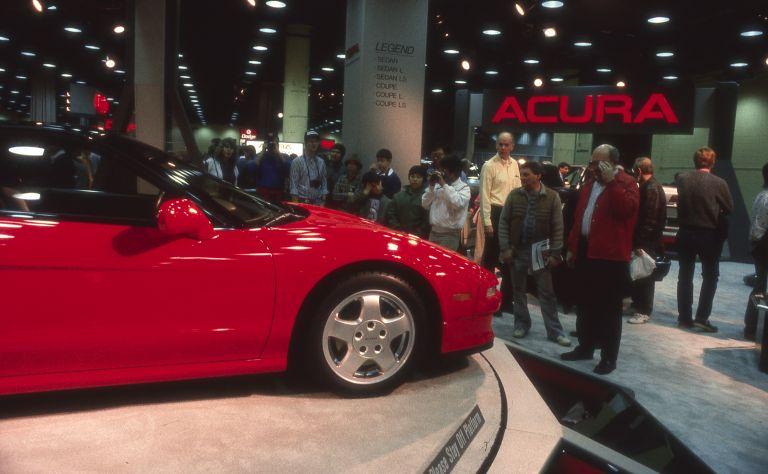 1991 Acura NSX 537524