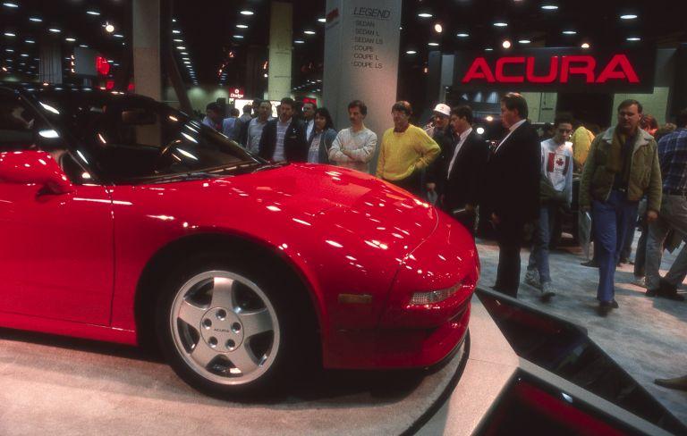 1991 Acura NSX 537526