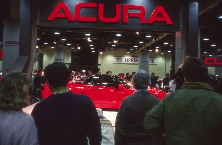 1991 Acura NSX 537527