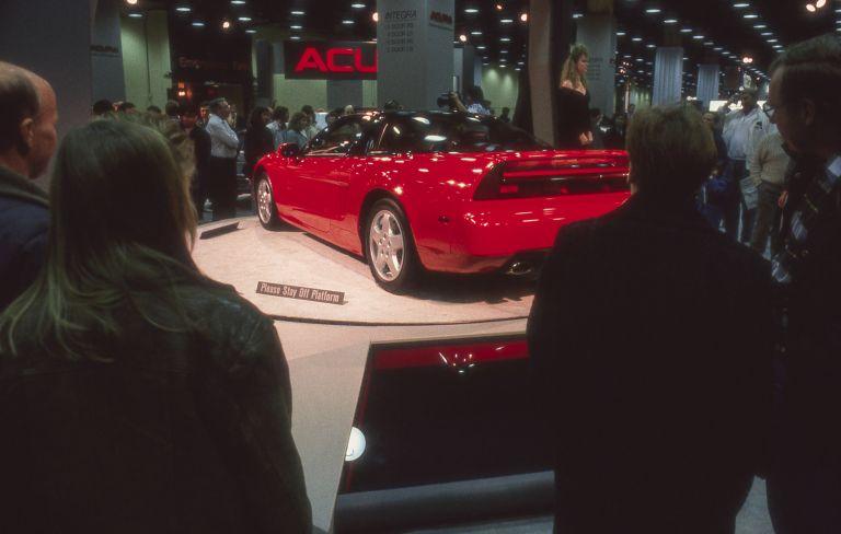 1991 Acura NSX 537528