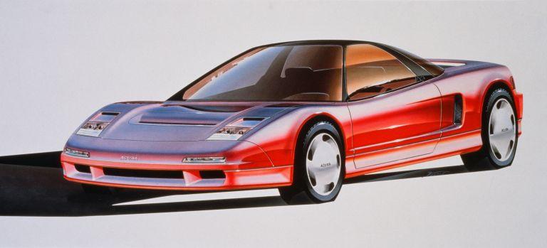 1991 Acura NSX 537530