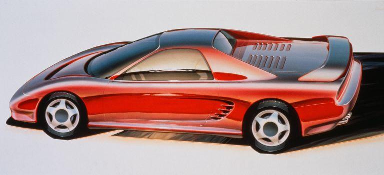 1991 Acura NSX 537531