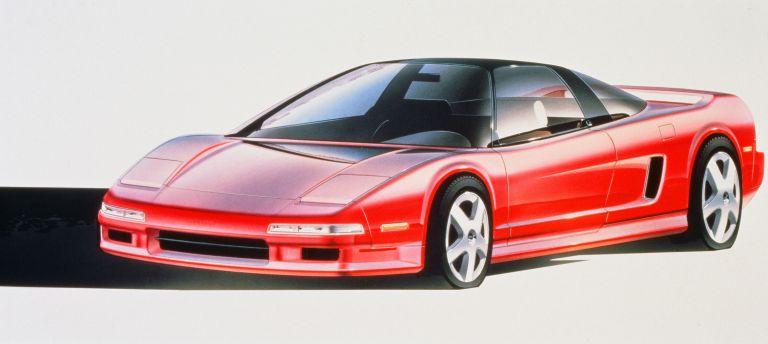 1991 Acura NSX 537532