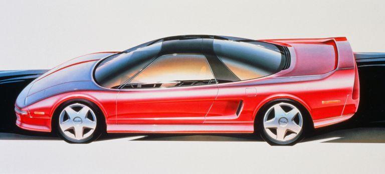 1991 Acura NSX 537533