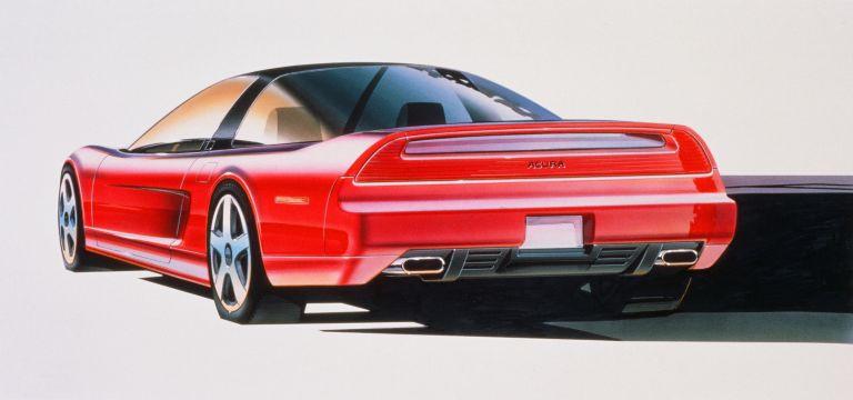 1991 Acura NSX 537534