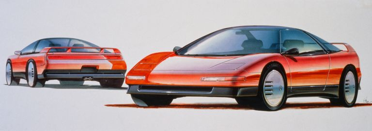 1991 Acura NSX 537535