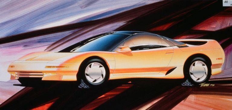 1991 Acura NSX 537536