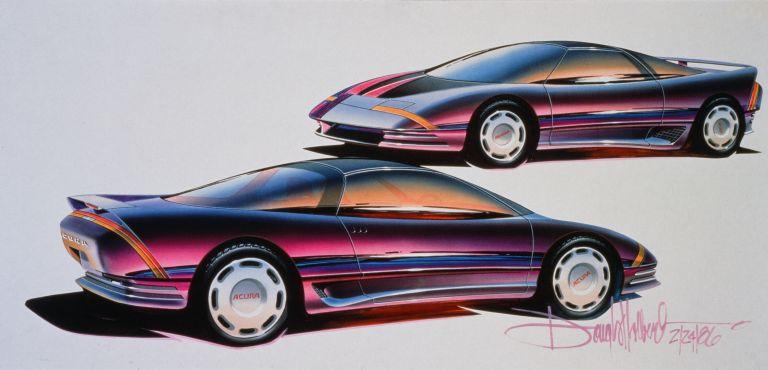 1991 Acura NSX 537537
