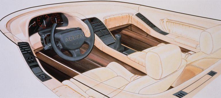 1991 Acura NSX 537539