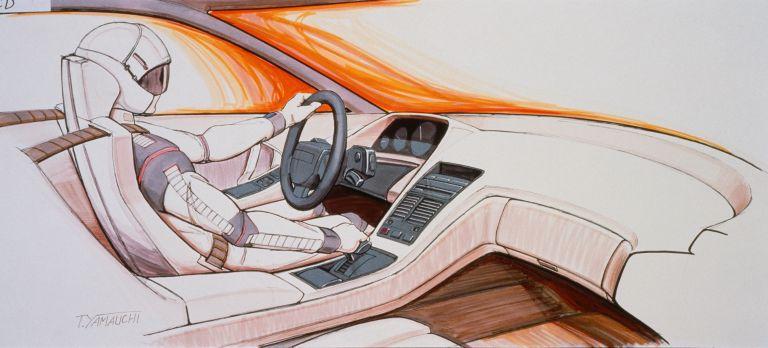 1991 Acura NSX 537542