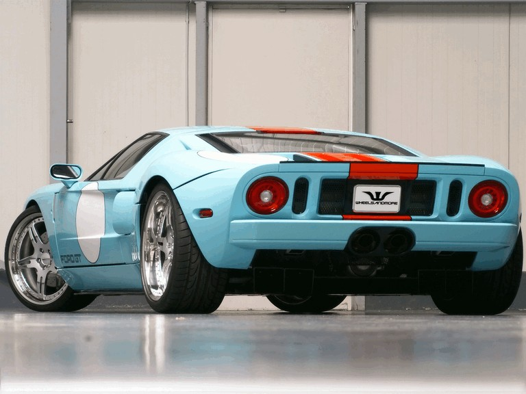 2009 Ford GT by Wheelsandmore 298914