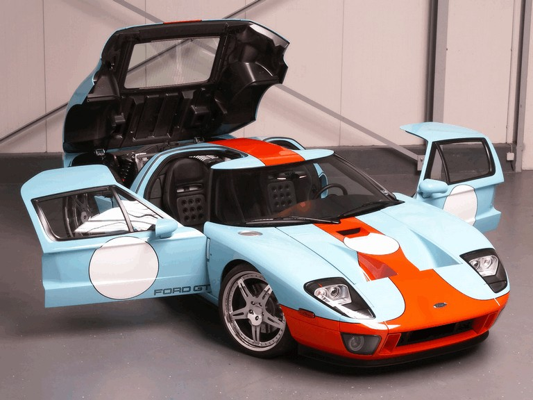 2009 Ford GT by Wheelsandmore 298915
