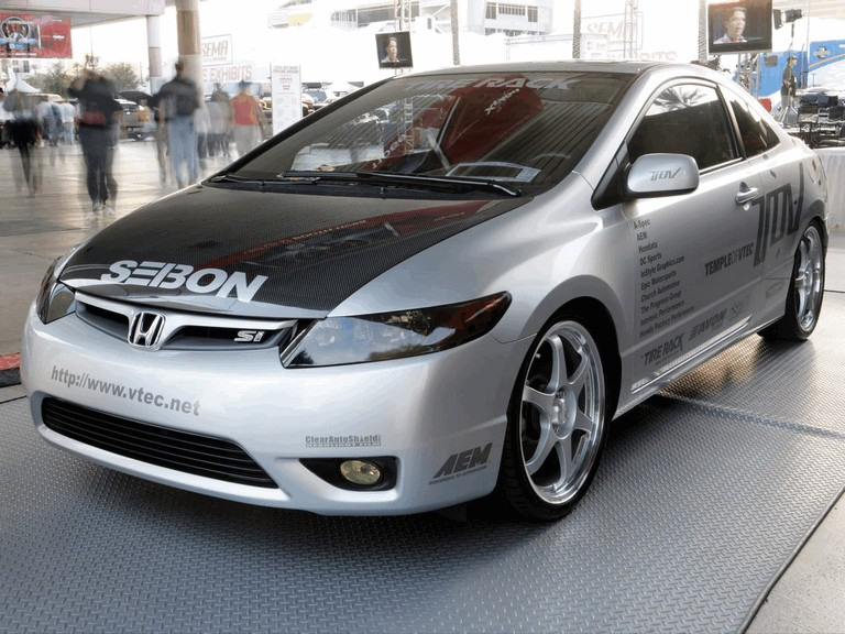 Temple Of Vtec >> 2005 Honda Civic Si By Temple Of Vtec Free High Resolution