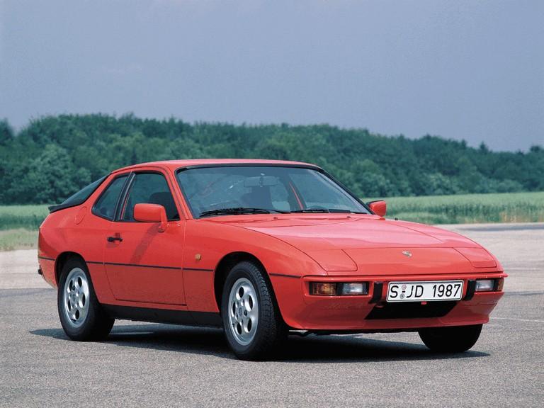 1986 Porsche 924 S 299118