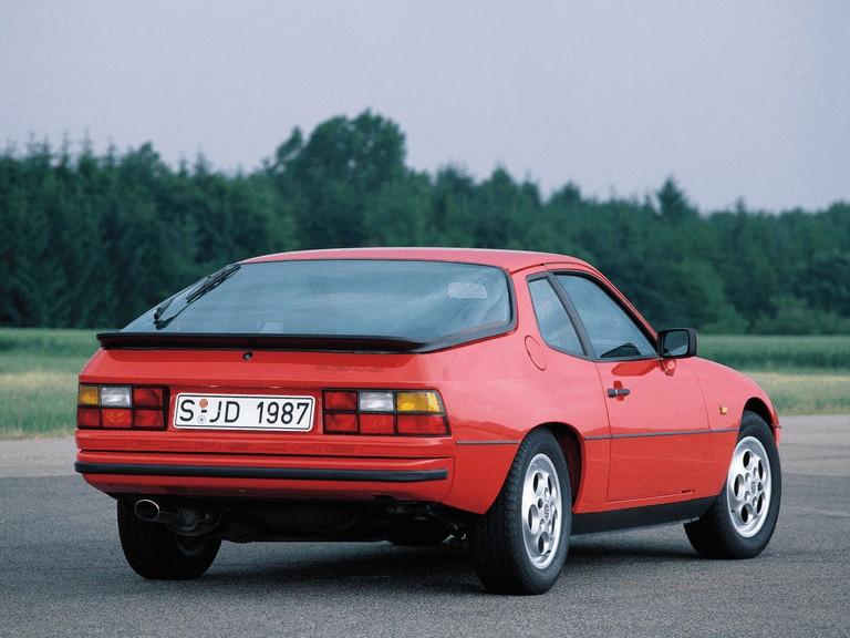 1986 Porsche 924 S 299119