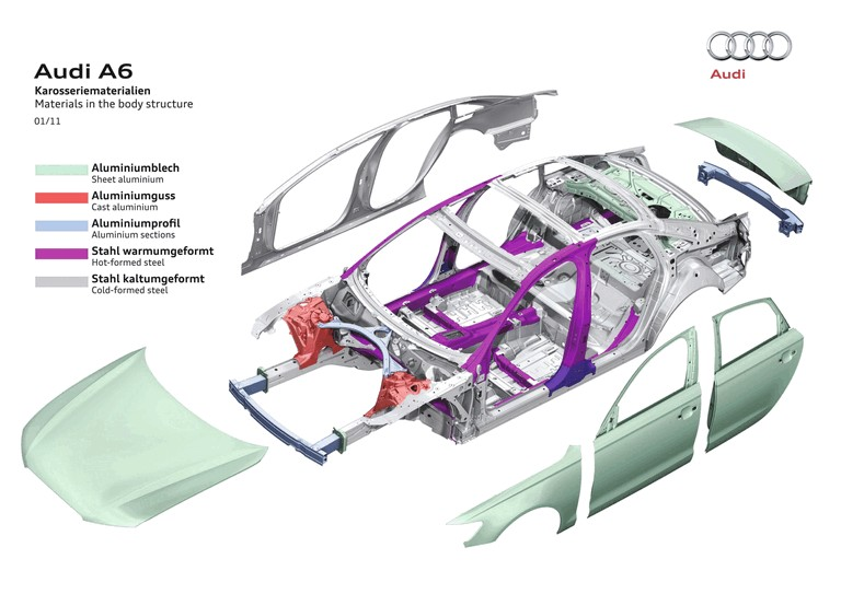 2011 Audi A6 299188