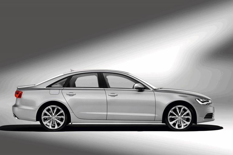 2011 Audi A6 hybrid 299200