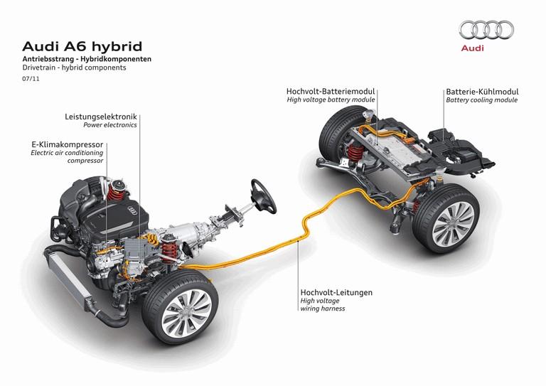 2011 Audi A6 hybrid 299205