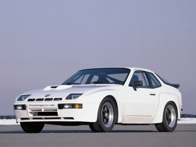 1981 Porsche 924 ( 937 ) Carrera GTS 299596
