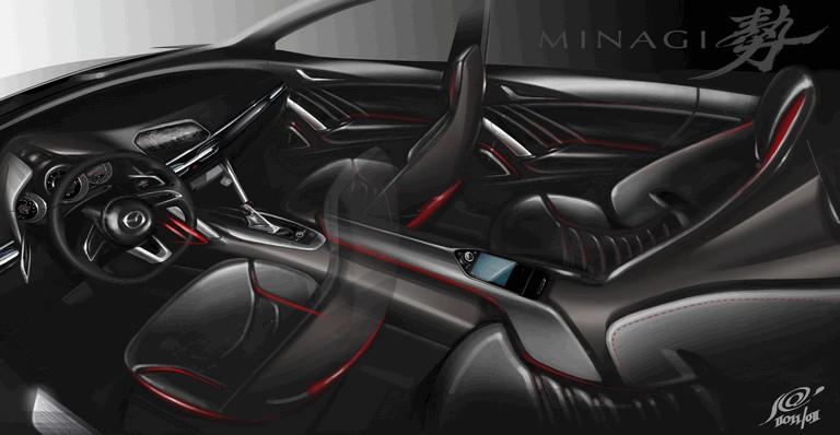 2011 Mazda Minagi concept 299926