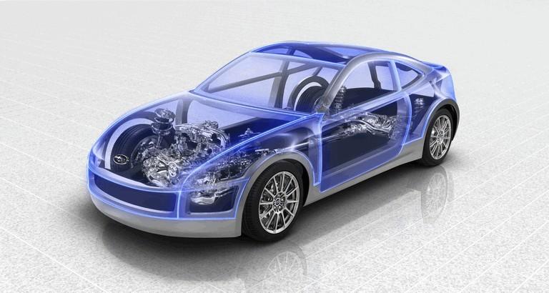 2011 Subaru Boxer Sports Car Architecture 299946