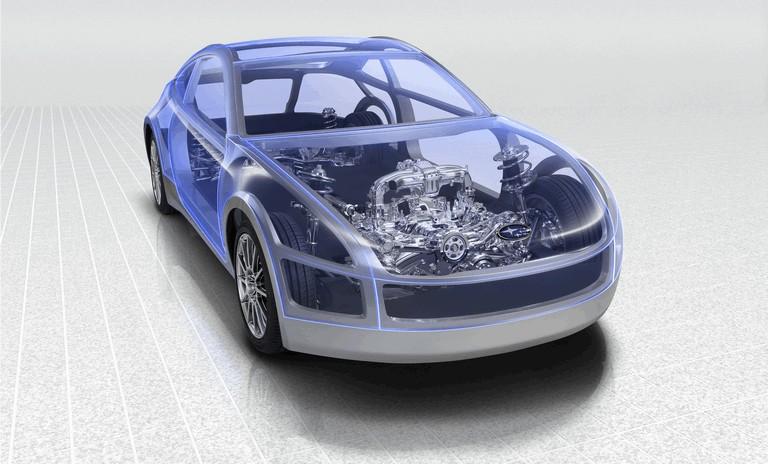 2011 Subaru Boxer Sports Car Architecture 299947
