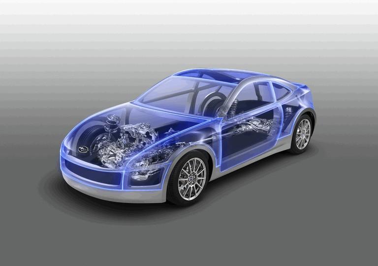 2011 Subaru Boxer Sports Car Architecture 299949