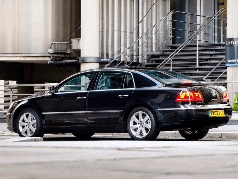 2010 Volkswagen Phaeton V6 3.0 TDi - UK version 300174