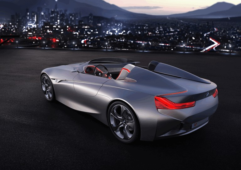 2011 BMW Vision Connected Drive concept 300352
