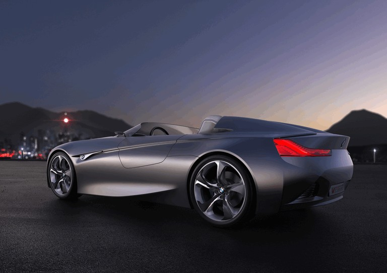 2011 BMW Vision Connected Drive concept 300353