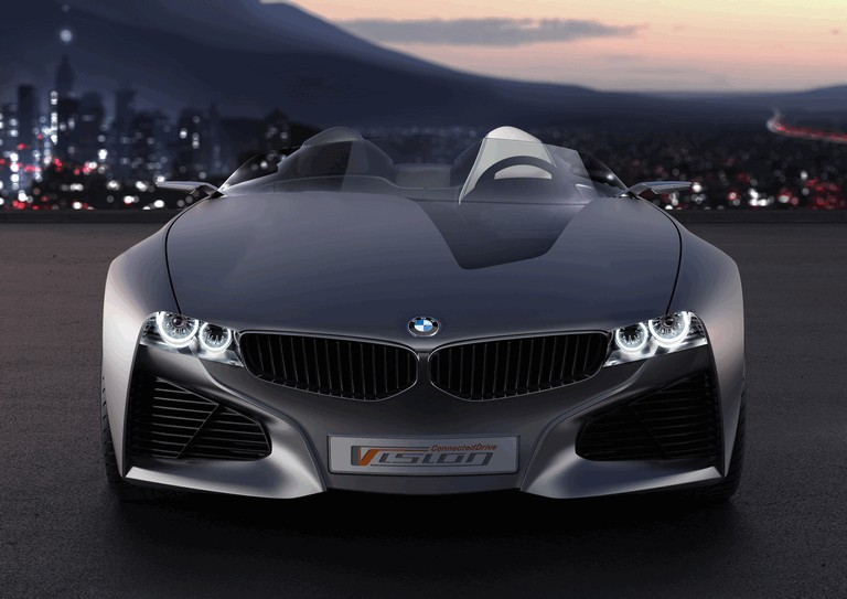 2011 BMW Vision Connected Drive concept 300354