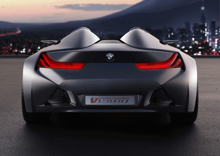 2011 BMW Vision Connected Drive concept 300356