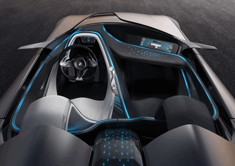 2011 BMW Vision Connected Drive concept 300360