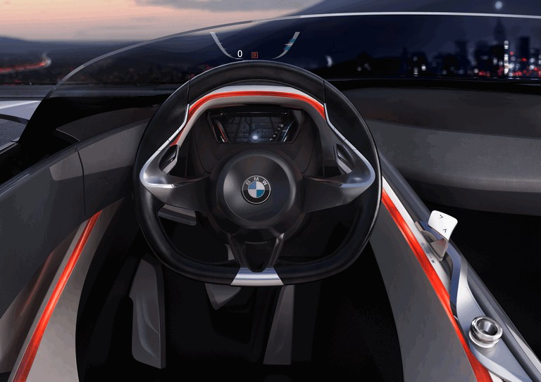 2011 BMW Vision Connected Drive concept 300361