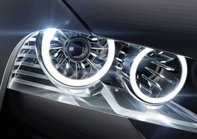 2011 BMW Vision Connected Drive concept 300363