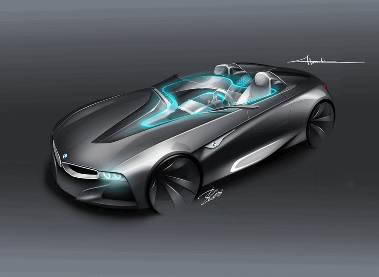 2011 BMW Vision Connected Drive concept 300365